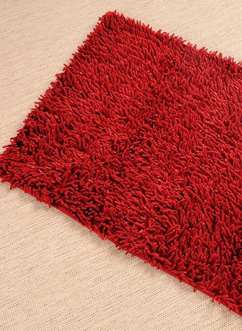 İrya Banyo Paspası 70*120 Kırmızı